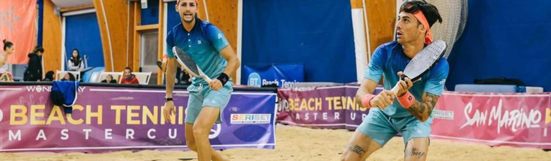 BEACH TENNIS Take Care Sport Center