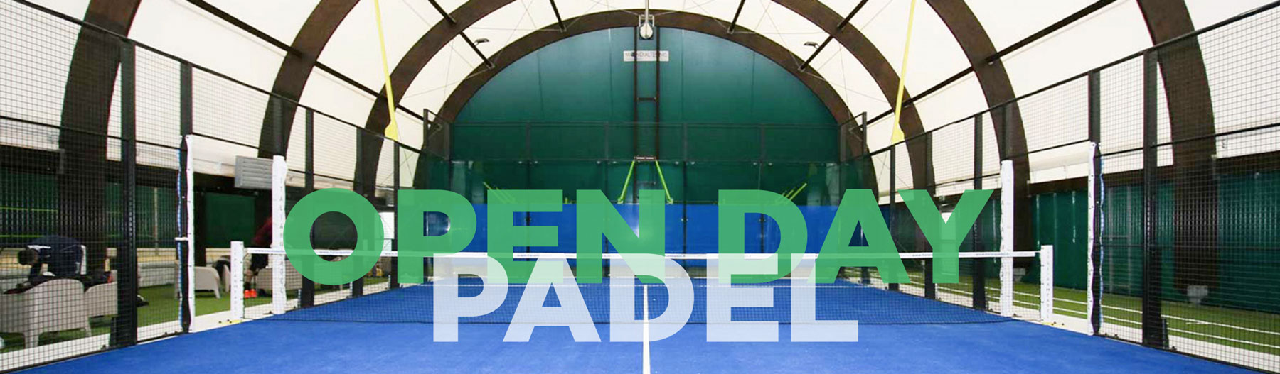 Open Day Padel -Take Care Sport Center